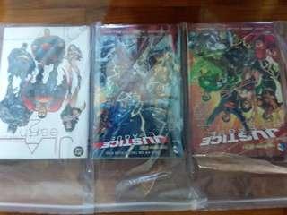 DC - JLA Hardcover (Please read discription)