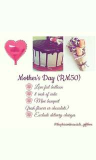 Mother's Day RM50