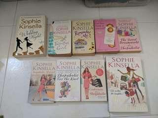 Sophie Kinsella Books