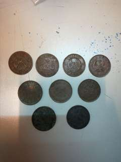 Old Coins 100% original