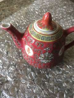 景德镇小茶壶