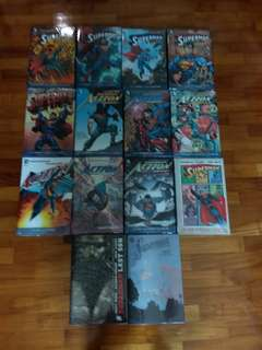 DC - Superman Various Hardcover (Please see description)