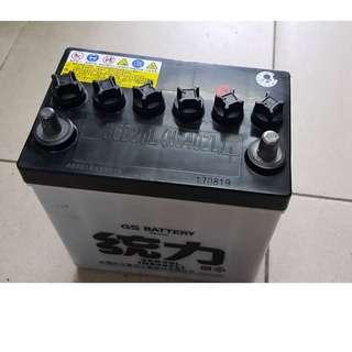 (二手中古電池) 統力 36B20L-汽車電池 數值漂亮,品項優 同36B20L 38B19L 34B19L