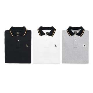 OVO October's Very Own Owl Patch Polo