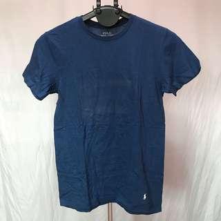 🚚 深藍色Polo T-Shirt(男)