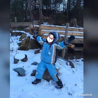 Kids Ski Suit