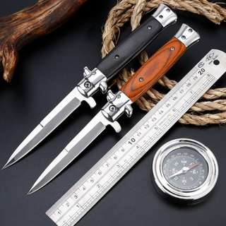 22.5CM Defensive Folding Knife #178 防身折叠小刀
