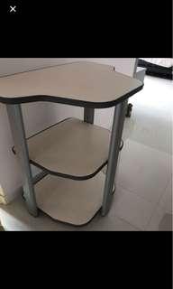 3 tier table/ shelf/ rack