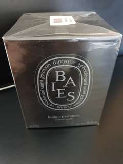 BNIP Diptyque Baies Scented candle