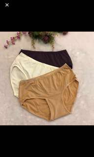 (in Stock) Cotton Panty