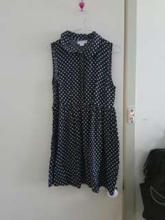Cotton on Polka dot dress