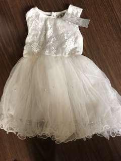 White dress- SALE!