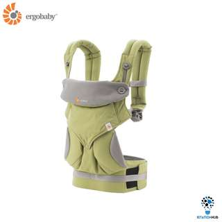 [Pre-Order] Ergobaby Four Position 360 Baby Carrier | Green [BG-BC360A2F14