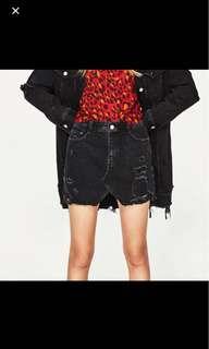 New zara skirt