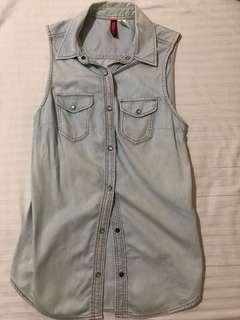 H&M sleeveless top