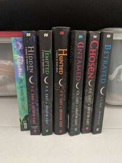 House of Night Series PC Cast