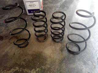 spring original honda city 02-07