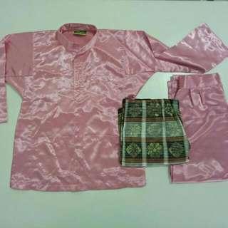 Preloved Baju Melayu Kanak-kanak