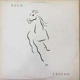 Poco Legend on vinyl