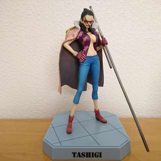 ONE PIECE Tashigi Figures DXF Grandline LADY BANPRESTO