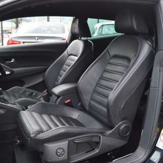 Want to Swap my Scirocco Truffle for Black Seats/Panel