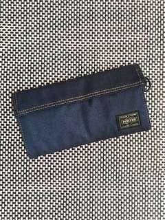 Head Porter Indigo L wallet