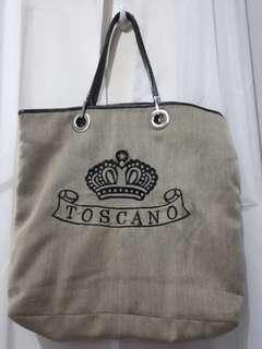 Tocco Toscano Canvas Tote Bag