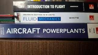 Aerospace textbooks