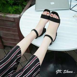 Ankle's Strap heels