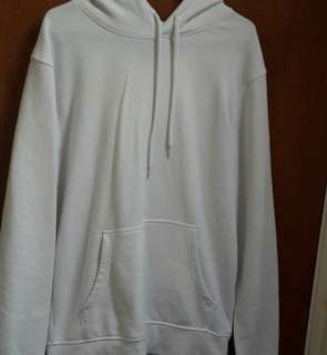 Plain White Pullover/Hoodie