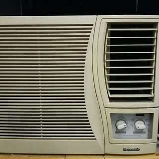 冷氣機  Panasonic  1匹