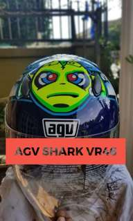 AGV SHARK VR46 REPLICA - MOTOGP SERIES -