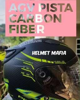 AGV PISTA CARBON FIBER - MOTOGP SERIES -