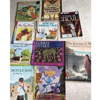 Children books preschoolers primary kindergarten