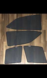 Original Toyota Altis Magnetic Sun Shade (4 pieces)