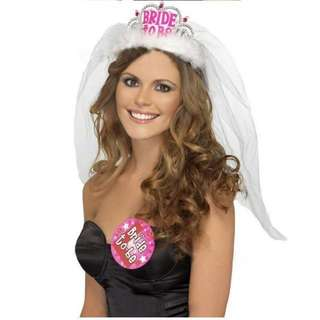 Brand new Bride to be tiara. Bachelorette party