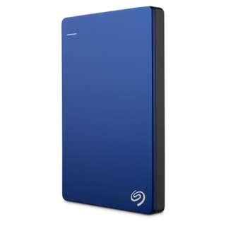 """Seagate 2TB HDD External USB 3.0 2.5"""" (BLUE) Local 3yrs Warranty NEW"""