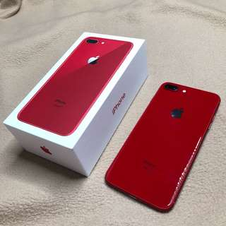 Iphone 8 PLUS (RED) REPRICED