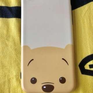 IPHONE 7Winnie the Pooh Soft Phone Case