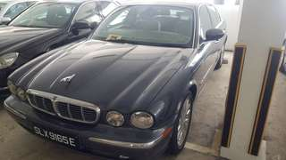 Jaguar Xj8 🇸🇬 Singapore. Cash Sahaja: rm 10k nett siap roadtax amik jb