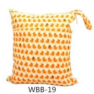 Cute Duckling Wet Bag / Diaper Bag