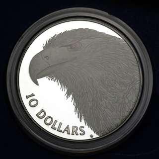 Australia: 1994 $10 Wedge Tailed Eagle Silver Proof