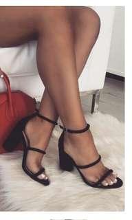 Billini Marlie Black heels
