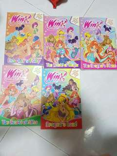 Winx Club Graphic Novel : The World of Magix , Various Titles