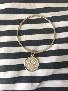 Von Treskow Coin Bracelet