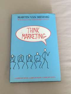 Think Marketing Book