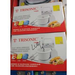 Stand Mixer Trisonic Alat Pencampur Adonan Kue Jadi Mudah Praktis