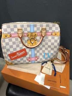 Louis Vuitton speedy edition