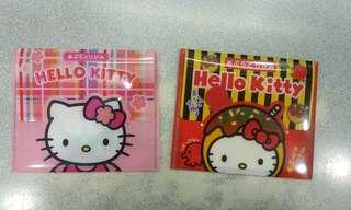 Kitty面油紙bag
