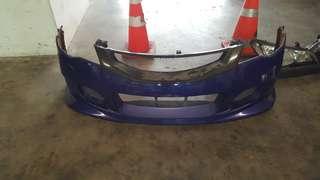 Honda FD Ing design front, rear bumper and side skirt for sales